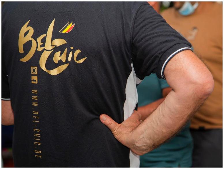 t-shirt belchic